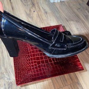 ‼️ Black Patten Leather Pumps